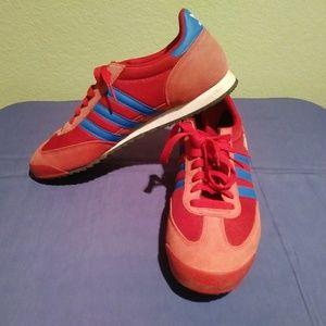 Adidas dragon sneakers mens sz 10.5